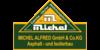 Kundenlogo von Michel Alfred Asphalt- u. Isolierbau GmbH & Co. KG