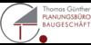 Kundenlogo von Baugeschäft Günther Thomas
