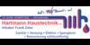 Kundenlogo von Hartmann Haustechnik e.K. Inhaber Frank Zeier