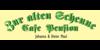 Kundenlogo von Cafe Zur alten Scheune