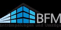 Kundenlogo Bavarian Facility Management