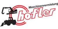 Kundenlogo Maschinenvermietung Höfler Lothar