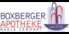 Kundenlogo von Boxberger Apotheke Inh. Nadja Lenhart