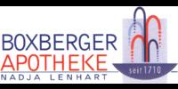 Kundenlogo Boxberger Apotheke Inh. Nadja Lenhart