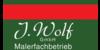 Kundenlogo von Wolf J. GmbH