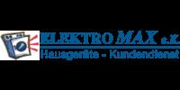 Kundenlogo Elektro Max e.K.