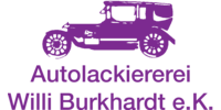 Kundenlogo Burkhardt Willi