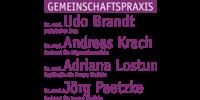 Kundenlogo Gemeinschaftspraxis Paetzke J., Krach A., Lostun L., Brandt U. Dres.med.
