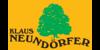 Kundenlogo von Garten- und Landschaftsbau Neundörfer Klaus