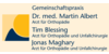 Kundenlogo von Albert Martin Dr.med., Blessing Tim ,  Maghary Jonas