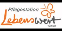 Kundenlogo Pflegestation Lebenswert GmbH