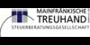Kundenlogo von Burkhard Helmut Dipl.-Kfm. Steuerberater,  Mainfränkische Treuhand GmbH & Co. KG