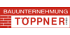 Kundenlogo von BAUUNTERNEHMUNG TÖPPNER GMBH