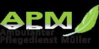 Kundenlogo Ambulanter Pflegedienst Müller