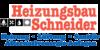 Kundenlogo von Schneider Heizungsbau