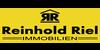 Kundenlogo von Riel Reinhold Immobilien GmbH