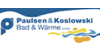 Kundenlogo von Paulsen & Koslowski Bad & Wärme GmbH
