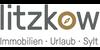 Kundenlogo von Litzkow GbR Immobilien & Ferienvermietung