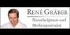 Kundenlogo von Gräber René Heilpraktiker
