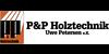 Kundenlogo von Petersen Holztechnik