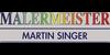 Kundenlogo von Singer Martin Malermeister
