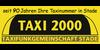 Kundenlogo von Taxi 2000