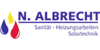Kundenlogo von Albrecht Norbert Sanitär