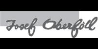 Kundenlogo Oberföll Josef GmbH