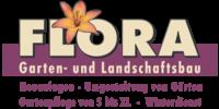 Kundenlogo FLORA Garten- und Landschaftsbau