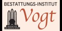 Kundenlogo Vogt Bestattungs-Institut