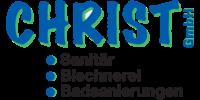 Kundenlogo Christ GmbH