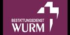 Kundenlogo Wurm GmbH Bestattungen
