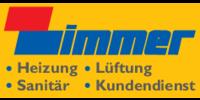 Kundenlogo Zimmer Heizungsbau GmbH