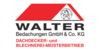 Kundenlogo von Walter Bedachungen GmbH & Co. KG
