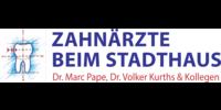 Kundenlogo Pape Marc, Kurths Volker, Mohr Ulrike, Dres. Zahnärzte beim Stadthaus