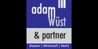 Kundenlogo adam, wüst & partner Steuerberater Rechtsanwalt Parnerschaft mbB