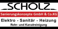 Kundenlogo Scholz Sanierungskonzepte GmbH & Co. KG