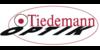 Kundenlogo von Tiedemann Optik e. K.