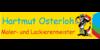 Kundenlogo von Hartmut Osterloh