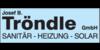 Kundenlogo von Tröndle Josef B. GmbH