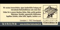 Kundenlogo Föhrenbach