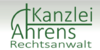 Kundenlogo von Ahrens Steffen Rechtsanwalt