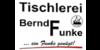 Kundenlogo von Tischlerei Schlüsseldienst Funke Bernd
