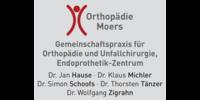 Kundenlogo Orthopädie Zigrahn W. Dr. med., Hause J. Dr. med., Michler K. Dr. med.