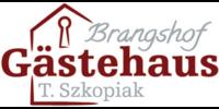 Kundenlogo Gästehaus Brangshof Inh. T. Szkopiak