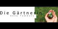 Kundenlogo A. Tümmers, DIE GÄRTNERIN