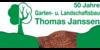 Kundenlogo von Garten- und Landschaftsbau Janssen Thomas