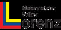 Kundenlogo Malermeister Lorenz