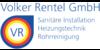 Kundenlogo von Heizung Sanitär Volker Rentel GmbH