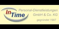Kundenlogo Zeitarbeit In Time Personal-Dienstleistungen GmbH & Co. KG